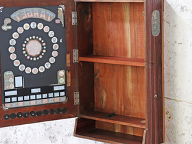 Vintage Slot Machine Cabinet Thumbnail