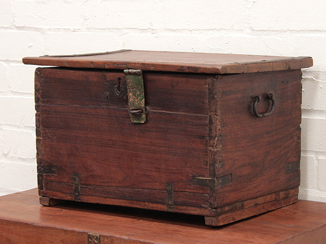 Antique Storage Chest Thumbnail