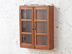 Country Kitchen Wall Cabinet Thumbnail
