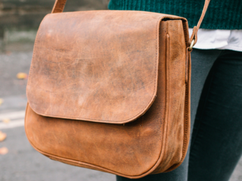 /The Ella Saddle Bag