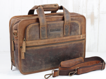 /The Cityscape Laptop Bag